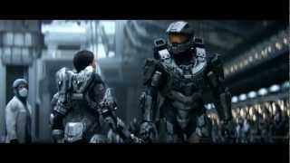 Halo 4 Story (All Cutscenes) Game Movie HD