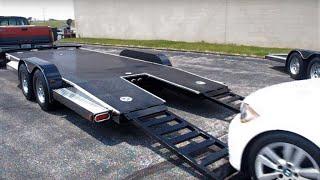 Car Guy Trailers Challenger series Car Hauler