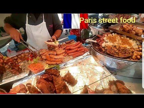 Paris food tour: best street food in Paris France   Bylamitv
