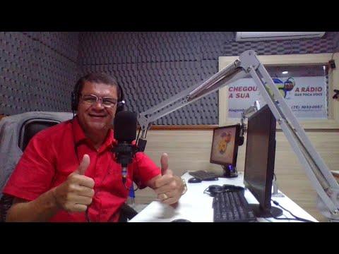 95 FM DE ALAGOINHAS BA AO VIVO. PROGRAMA IMPACTO DA NOTICIA . WHATSAPP 75 9.9960 0957