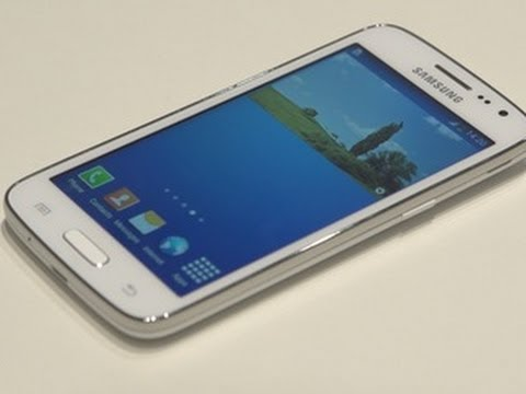 Galaxy Core LTE shoots for cheap 4G