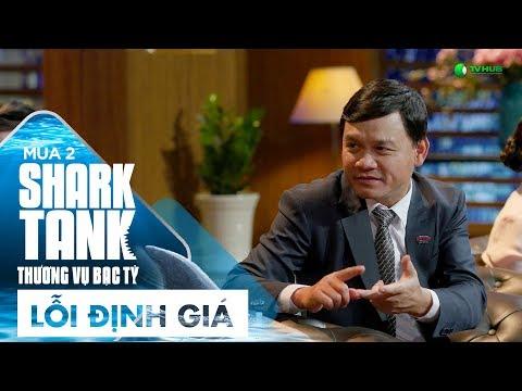 Startup Và Những Lỗi Định Giá Thường Gặp | Shark Tank Việt Nam | Thương Vụ Bạc Tỷ Mùa 2