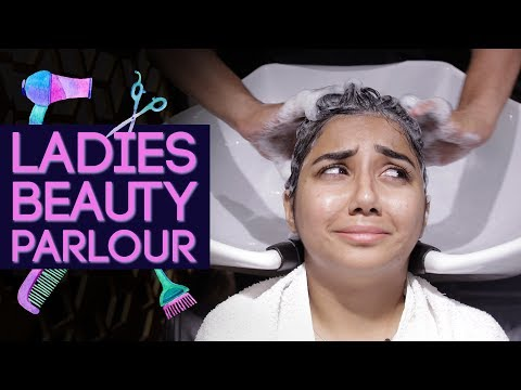 Types Of Employees at Every Ladies Beauty Parlour | MostlySane