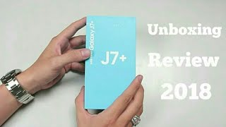 Samsung Galaxy J7 Plus 2018 Unboxing