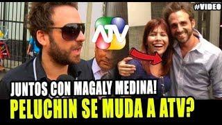 RODRIGO GONZALEZ INGRESARÁ A ATV JUNTO A MAGALY MEDINA? ¡E...