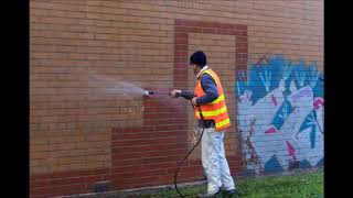 Graffiti Removal Services and Cost In Las Vegas NV | McCarran Handyman Services