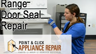 AKL262//IX Oven Door Seal Whirlpool 90065643 901.230.11