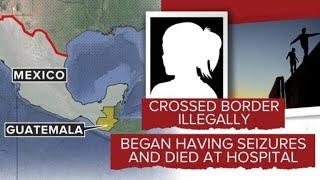 7-year-old migrant girl dies in U.S. Border Patrol custody
