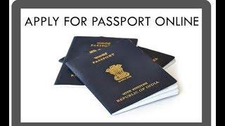 How to Apply Indian Passport Online -2018