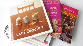 This video is a little different today as I wanted to share with you my favourite crochet books from when I started to crochet. Hopefully you will find it useful or ...