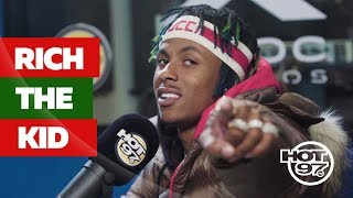Rich The Kid Claims Leader of Hip Hop 39
