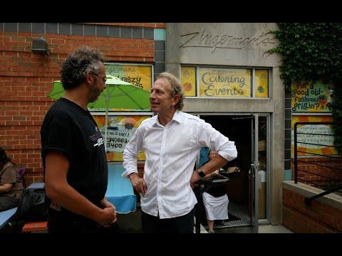 Zingerman's Creamery- Interview with Ari Weinzweig. Cheese Legends with Will Studd