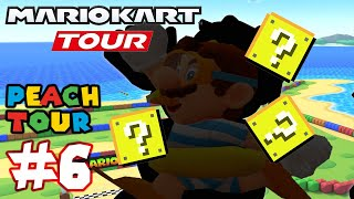 Mario Kart Tour: MARINE TOUR IS NEXT & 100% Challenges Completed Part 6
