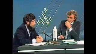 Hier en nu fragment - Challenger ramp 1986