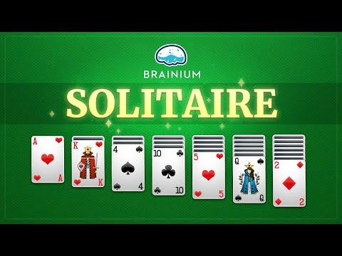 Solitaire App By Brainium