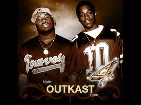 Outkast - Wheelz of steel (LBC remix)