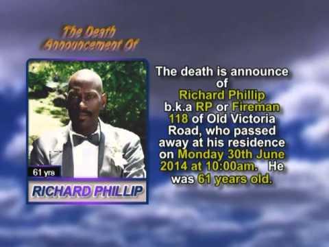 Richard Phillip short 1