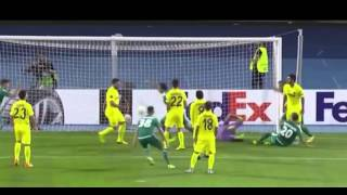 Video Gol Pertandingan Rapid Vienna vs Villarreal
