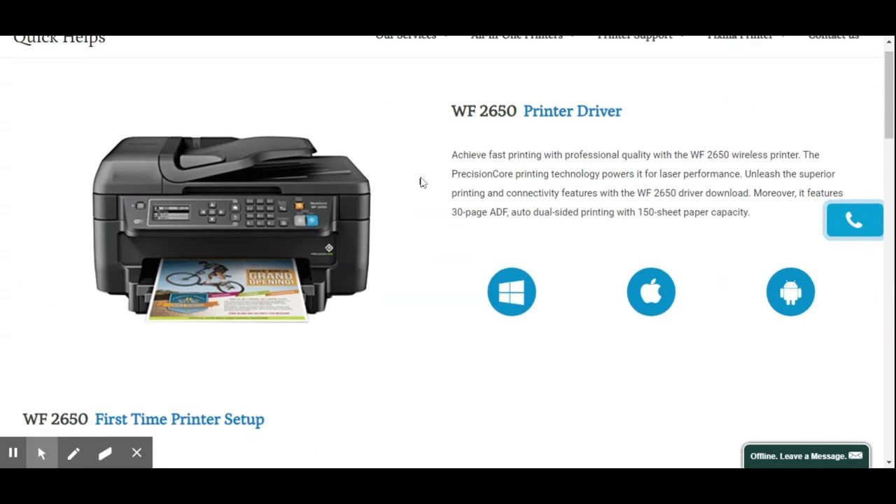 Epson usb new drivers for mac software download, free