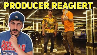 Producer REAGIERT auf FARID BANG x FRENCH MONTANA x KHALED // MAGHREB GANG