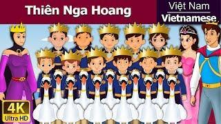 Thiên Nga Hoang | Chuyen co tich | Truyện cổ tích | Truyện cổ tích việt nam