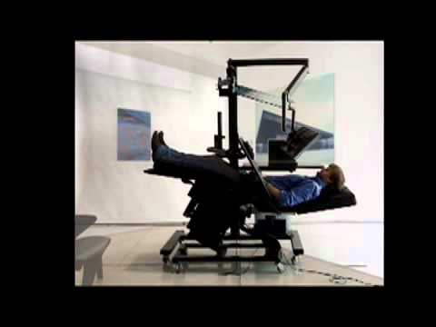 Chair And Desk Combo ergonomic desk 1d + zero gravity chair 4 combo - youtube