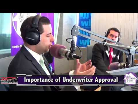 The Importance of Underwriter Approval