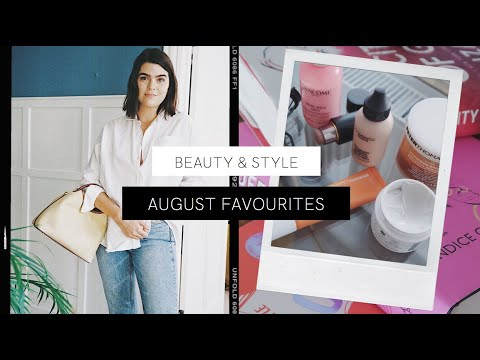 August Favourites: Glass Skin, Summer Style & BOOKS! | The Anna Edit thumbnail