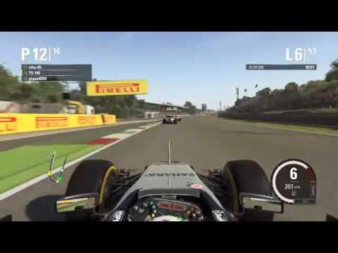 F1 2015 長距離部 MGT-CUP Rd12 ItalianGP 決勝