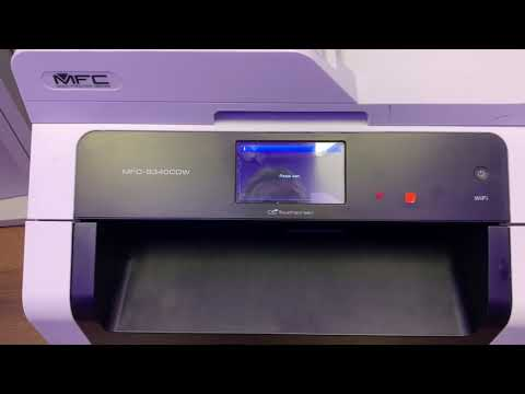 How Reset Your Brother mfc-9330cdw Printer Toner levels- Fix For