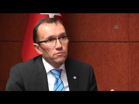 Special Adviser to UN Secretary General on Cyprus, Espen Barth Eide