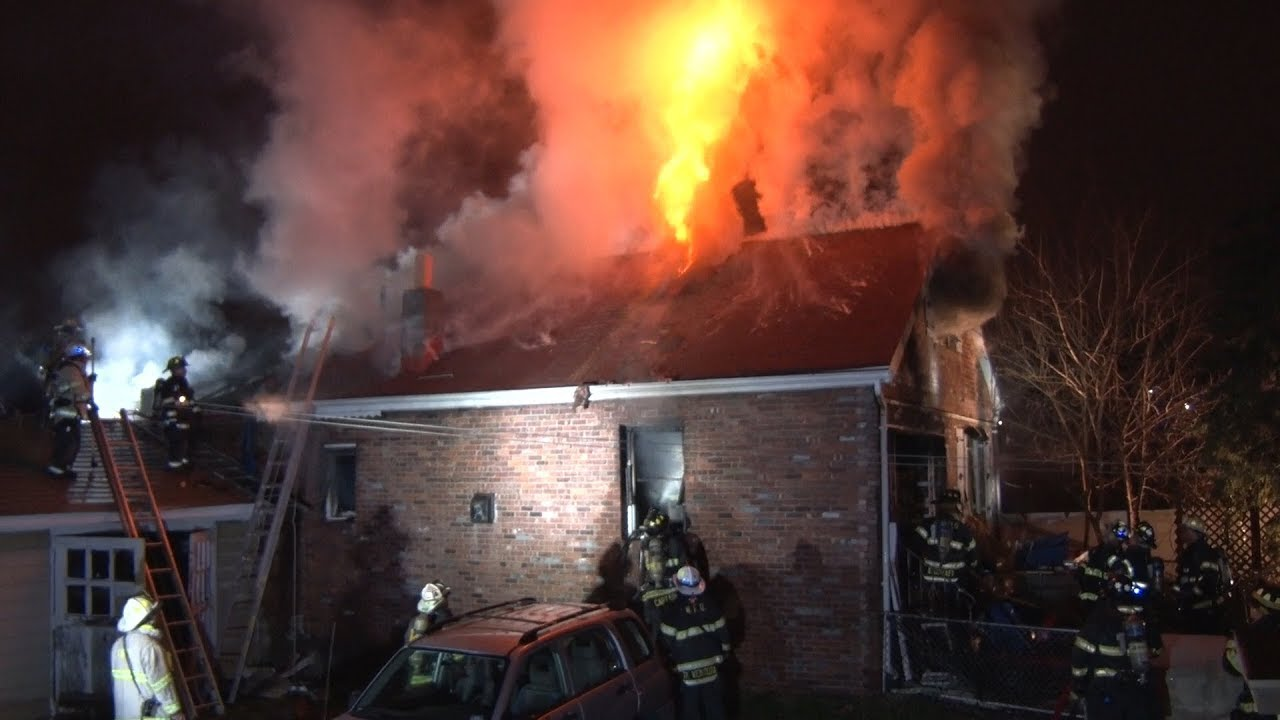 Video Radio Traffic From Two Alarm House Fire In Garfield New Jersey With Evac Order Statter911
