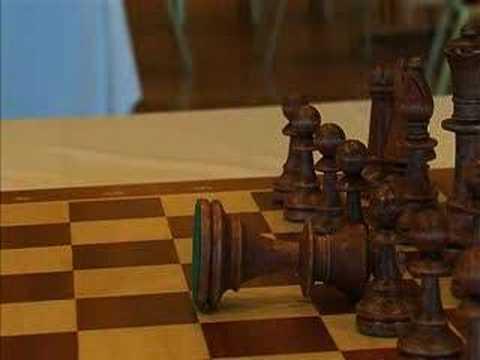 Arctic Chess Challenge on TV Tromso