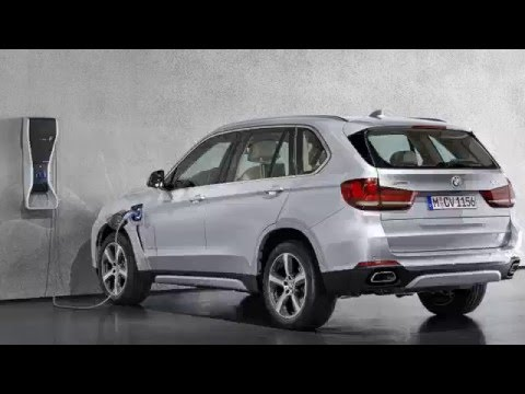 2017 Bmw X5 Xdrive40e Plug In Hybrid Review