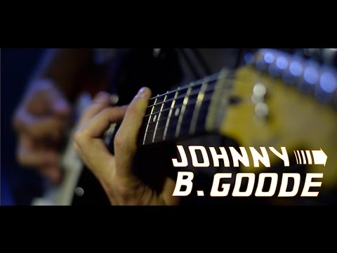 Johnny B. Goode   Back To The Future [Guitar Cover With Solo]