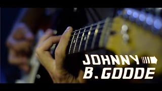 Johnny B. Goode | Back to the Future [Guitar Cover with Solo]
