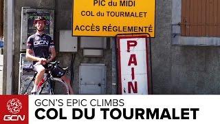 Col Du Tourmalet - GCN's Epic Climbs