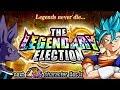 THE WINNER TO THE LR ELECTION!!! Dragon Ball Z Dokkan Battle