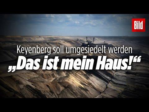 Keyenberg und vier weitere Dörfer sollen für Braunkohle weggebaggert werden