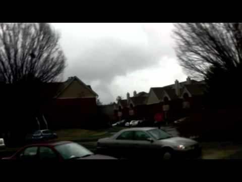 January Tornado - Louisville, KY 1/17/12