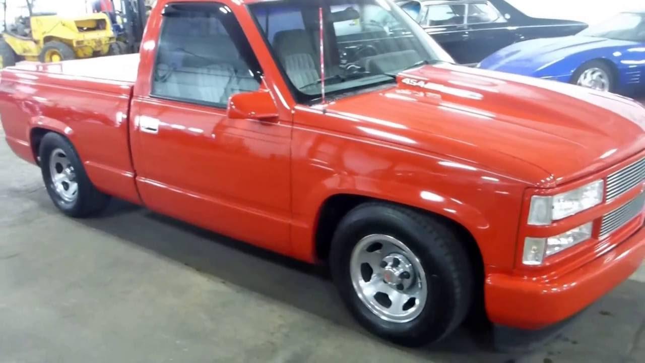 1992 chevrolet c1500 454 ss for sale online auction