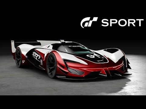 GT SPORT - SRT Tomahawk Gr.1 Race Car REVIEW