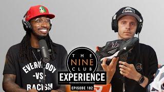 "Nine Club EXPERIENCE #102 - Thaynan Costa, EA ""Skate"" game, Barker Barrett & Cher Strauberry"