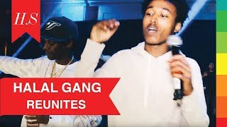 Toronto's Mo-G  Smoke Dawg, and Puffy' Lz Perform Still
