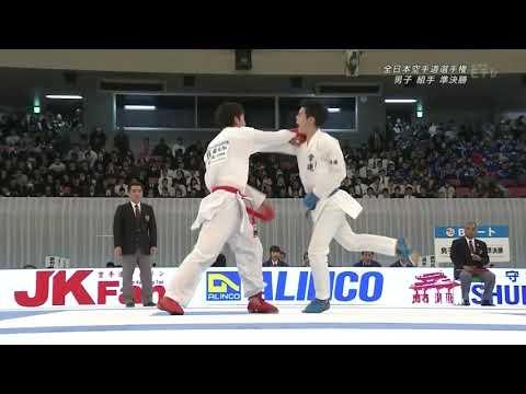 Top Fight - Ryutaro Araga vs Ken Nishimura
