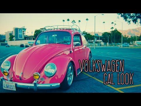 1966 VW Beetle - Cal Look