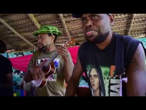 Emyo Tinyo Dance & Music Festival 2014, Ambrym island, Vanuatu