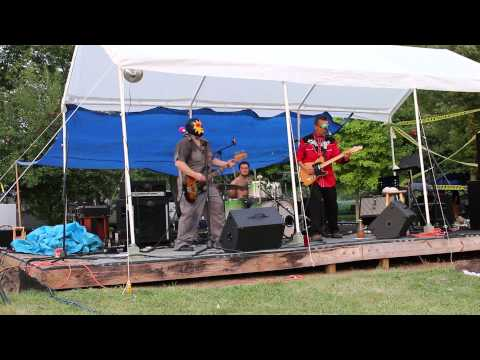 Otto & The Gearheads at Odom Fest XII – The Final Odomatum 2013