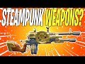 NEW STEAMPUNK WEAPON SET COMING SOON? Season 8 Event Theory | Fortnite Save The World