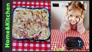 ЗАПЕЧЕННАЯ ОВСЯНКА/Детская Кухня